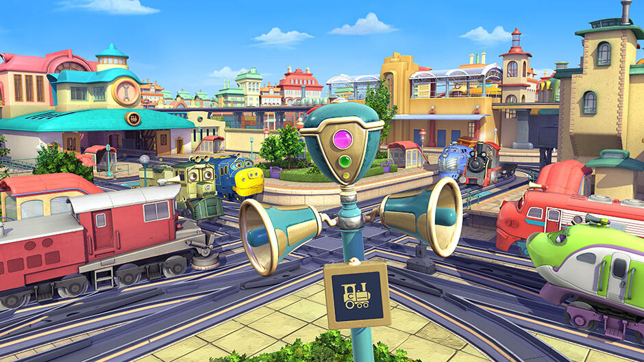 Chuggington (6)