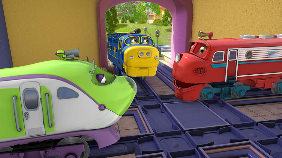 Chuggington (8)