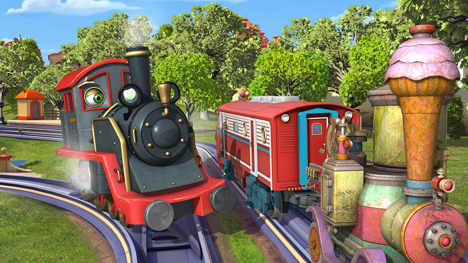 Chuggington (10)