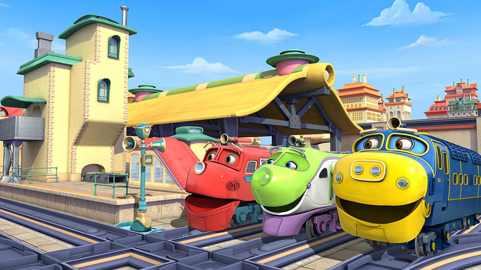 Chuggington (11)