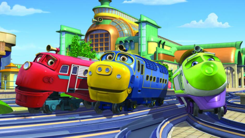 Chuggington (12)