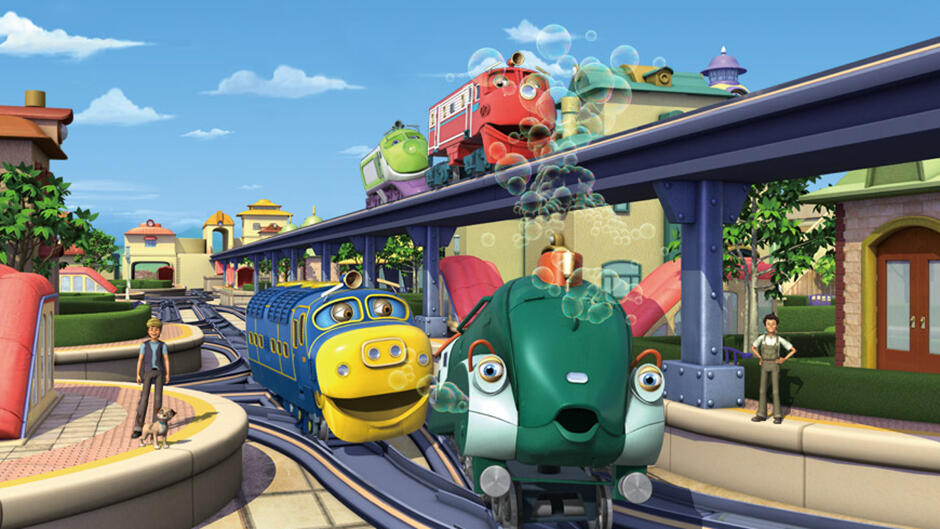 Chuggington (20)