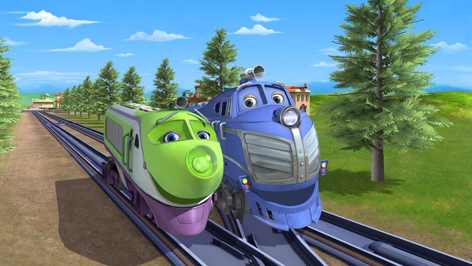 Chuggington (24)