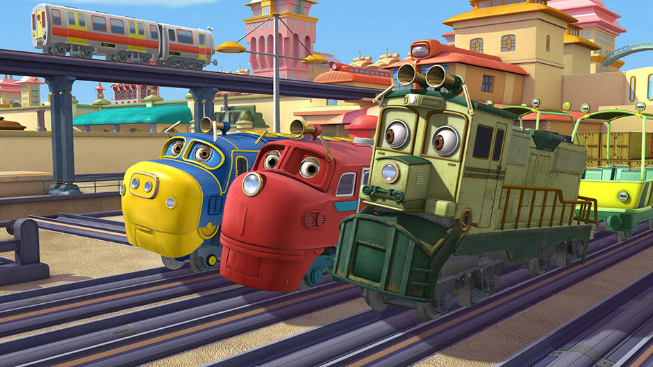 Chuggington (26)