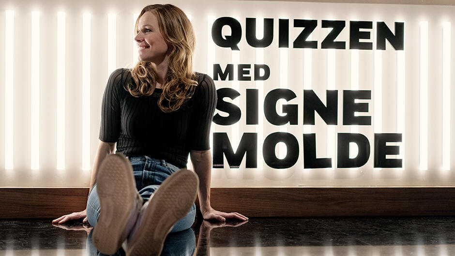 Quizzen med Signe Molde-Amelung