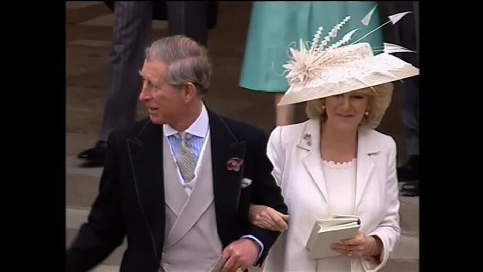 ac563805 Prins Harry får sin Meghan i dag: Her får du alle detaljer om brylluppet |  Udland | DR