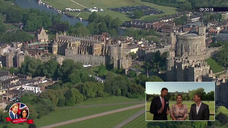 Harry og Meghan: Velkommen til Windsor