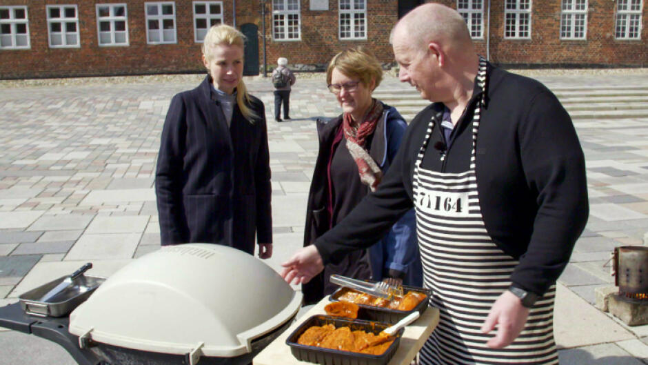 Madmagasinet: Mad på grillen