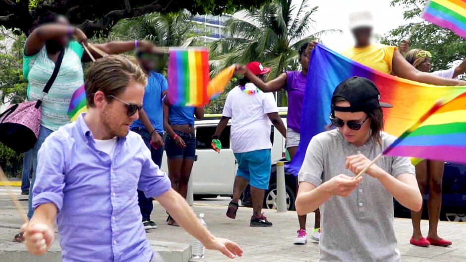 Gaycation: Jamaica