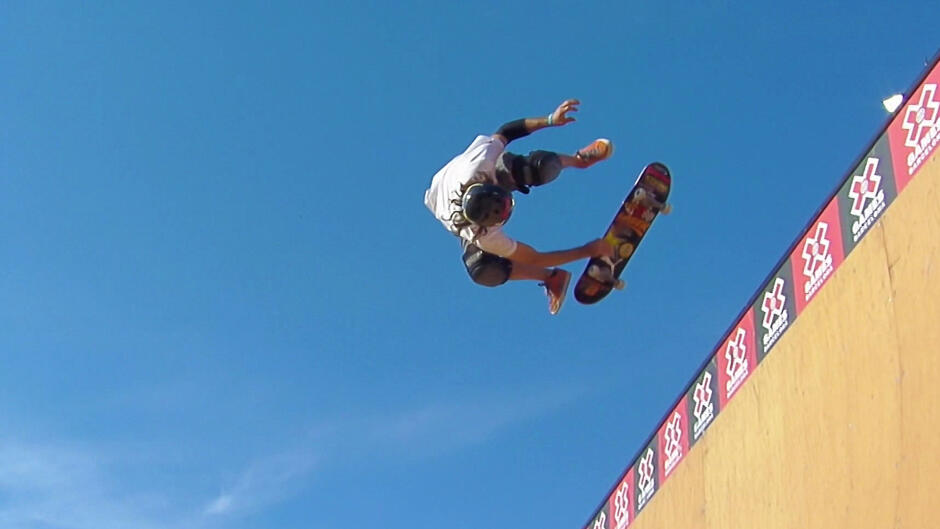 X Games Minneapolis: Skateboard Vert kvalifikation (m)