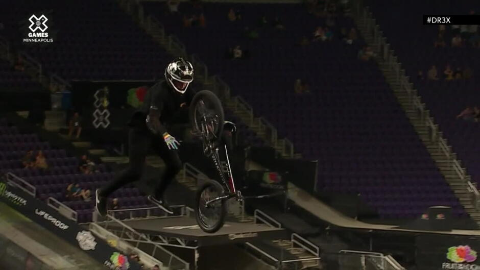 X Games Minneapolis: BMX Big Air finale (m), direkte