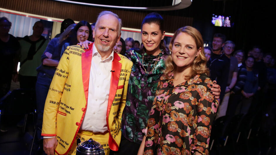 Quizzen med Gyrith Cecilie Ross