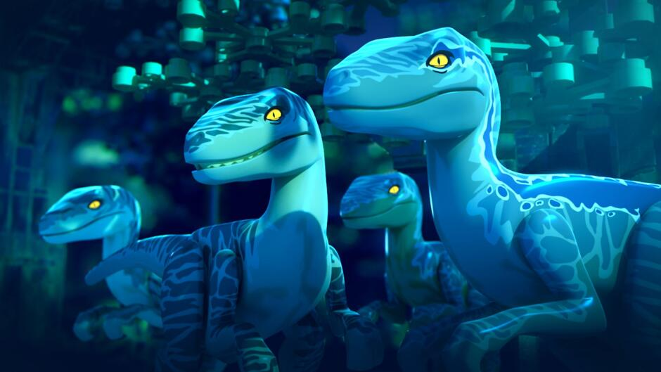 LEGO Jurassic World: Indominus på fri fod