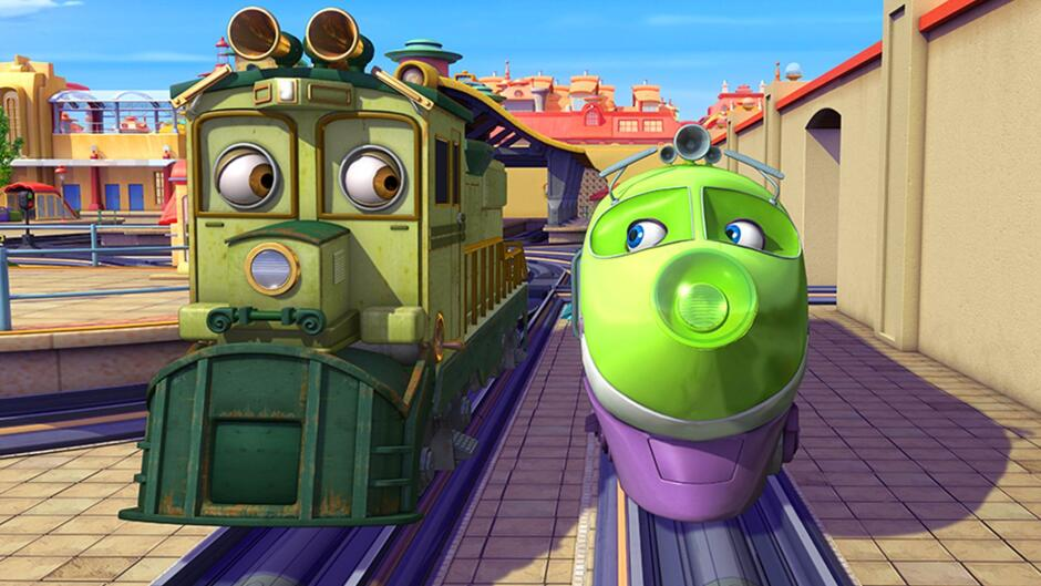 Chuggington (1)