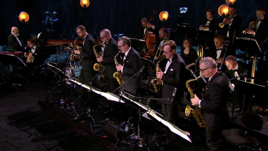 DR Big Band: At The Sands
