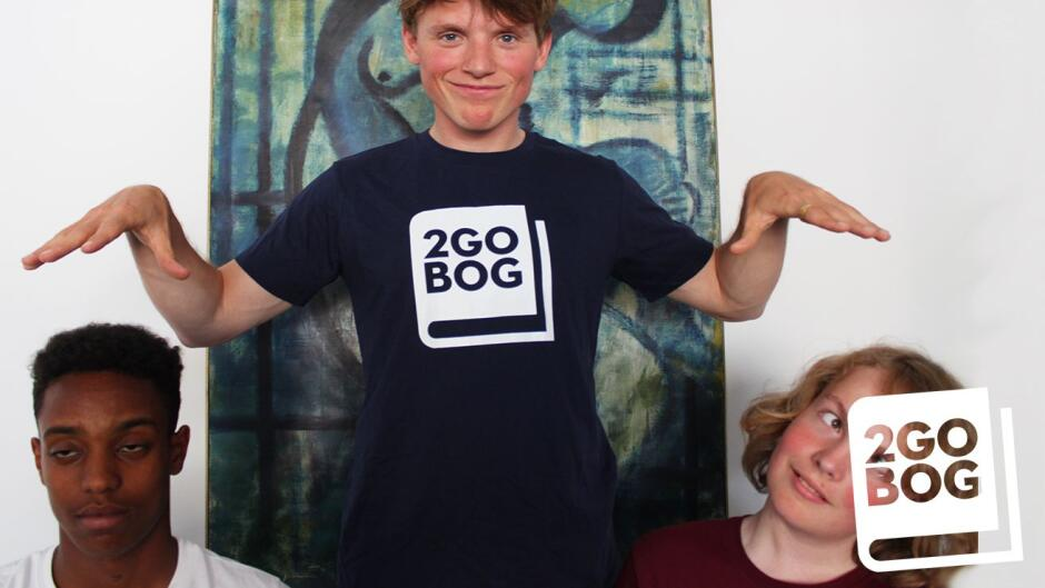 2GO BOG - Hypnose: Harry Potter for en dag