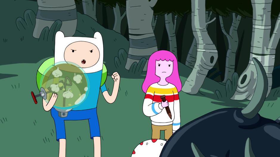 Adventure Time 7 - Alting forbliver