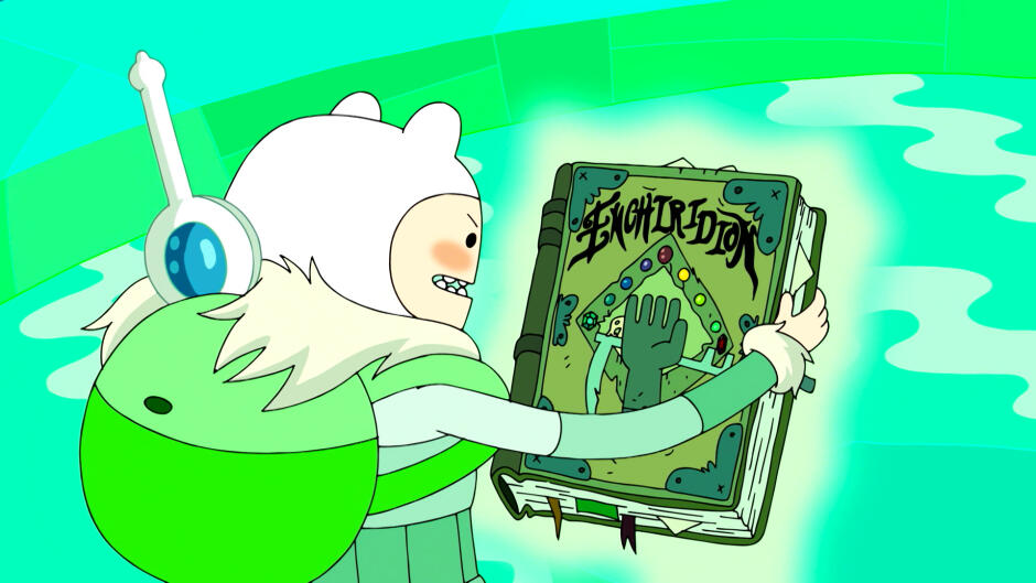 Adventure Time 7 - Krydstid