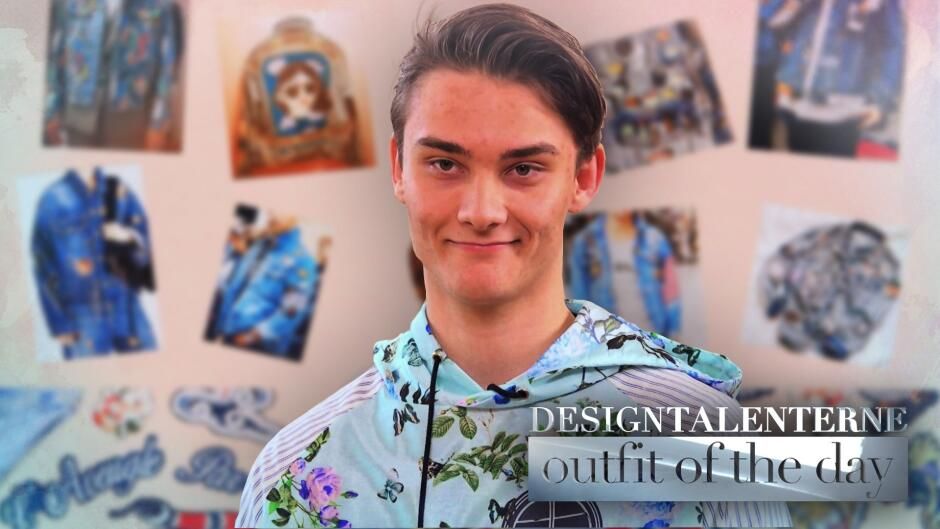Designtalenterne - Outfit of the Day IV - Alexander Husum