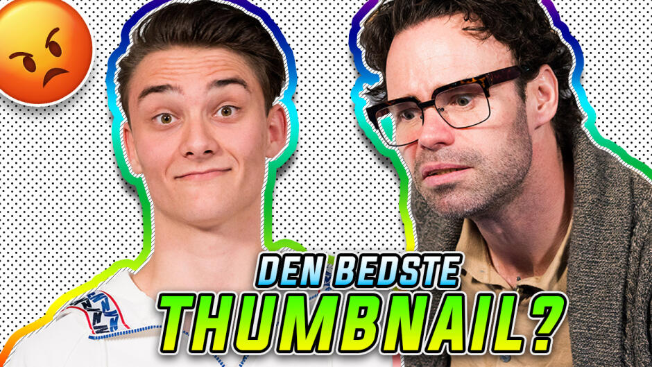 YouTube Lektion 2: Thumbnails - med Alexander Husum