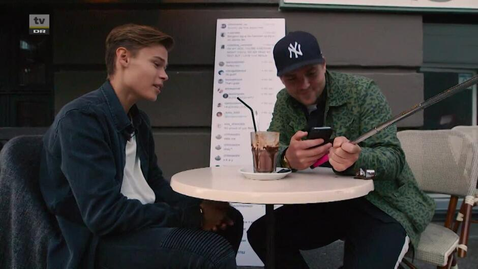 Insta Answer med Benjamin Lasnier