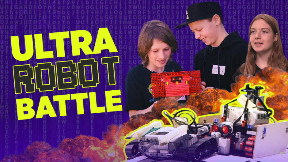 Ultra Robot Battle