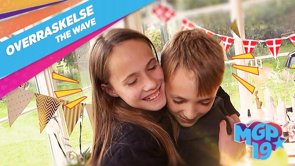 MGP - Overraskelse: The Wave