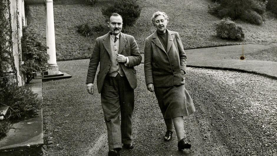 Agatha Christie - krimiens ukronede dronning