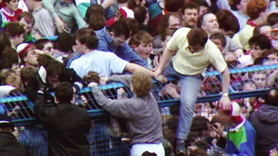 Tragedien på Hillsborough