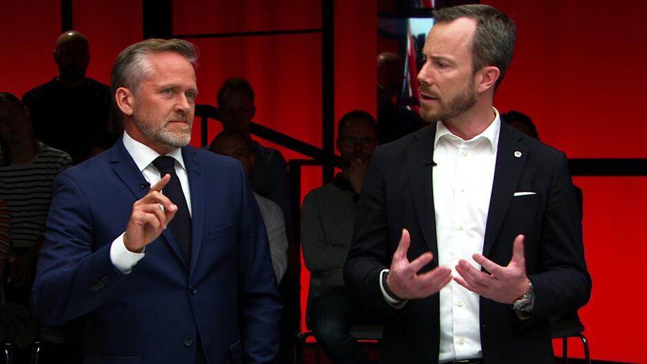 19c9439e Debatten: Valg: Rødt, blåt eller grønt Danmark?
