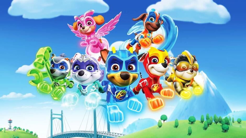 Ugens film: Paw Patrol - Mighty Pups