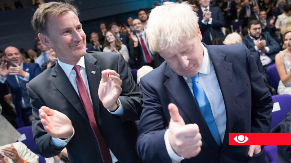 TV AVISEN 21.30 - Boris Johnson i spidsen for Storbritannien