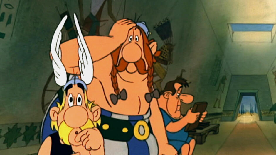 Asterix indtager Rom