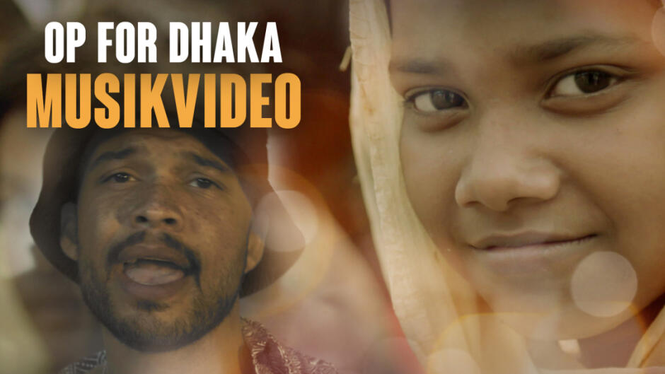 Shaka Loveless - Op for Dhaka (Musikvideo)