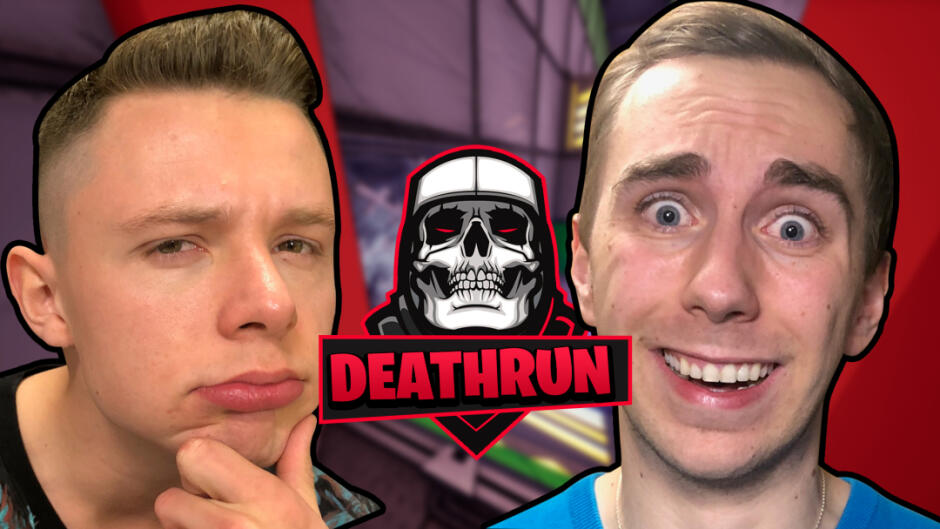 Lasse Vestergaard spiller smart i Fortnite Deathrun! | Ultra Gaming