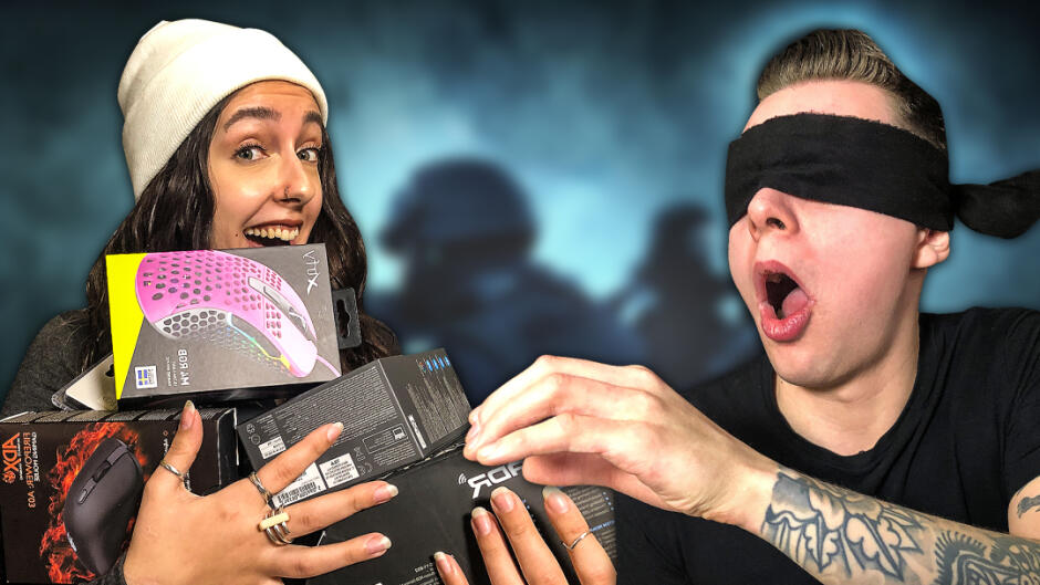 Blind Sigge gætter prisen på gamergear | Ultra Gaming