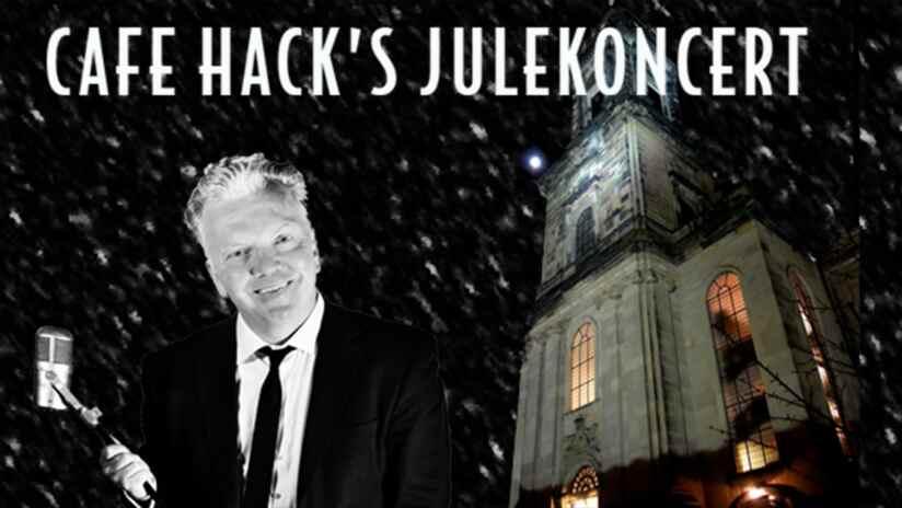 Café Hack Julekoncert Fra Christianskirken København P4 København