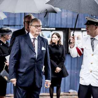 8. september 2017 deltog prins Henrik i erhvervsmanden Peter Zobels bisættelse i Sankt Pauls Kirke i København. To dage forinden havde Kongehuset meddelt, at prinsen lider af demens.