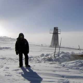 På forskningsstationen Vostok, der også ligger i Østantarktis, er der tidligere blevet målt temperaturer ned til -89,2 grader.