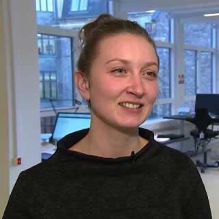 Sabrine Storm er 29 år og public affairs adviser hos Advice.