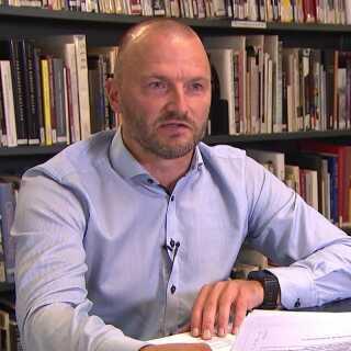 Henning Fuglsang Søren giver svar på, hvad der kan være ulovligt, når det handler om deling af indhold på nettet.