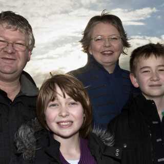 Rachel og hendes familie besøgte Japan i sæson 10.