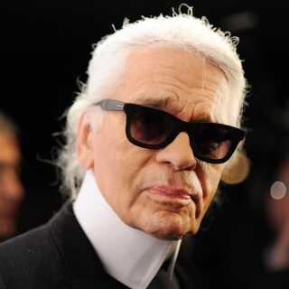 Karl Lagerfeld var fuld af vilde citater - for eksempel sagde han engang: 'Jeg har ingen menneskelige følelser'.