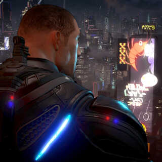 Selvom den store by er gigantisk, så er der altså ikke meget i den at smadre for spilleren, som det ellers blev lovet, dengang spillet først blev annonceret.