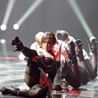 Maruv vandt det ukrainske Melodi Grand Prix, men kommer desværre ikke på scenen i årets Eurovision. Ellers et oplagt bud på en vinder.
