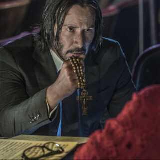 54-årige Keanu Reeves har blandt andet medvirket i 'Speed' og 'Matrix'-filmene, inden han kastede sig over 'John Wick'-serien. 'Parabellum' er den tredje film i serien.