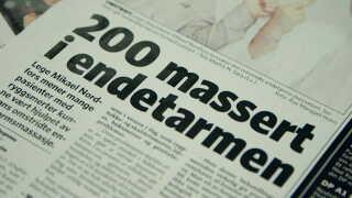 Et eksempel på en af de avisartikler, der har handlet om Mikael Nordfors' behandling af patienter.
