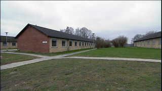 Udsendelsescenter på Sjælsmark Kaserne