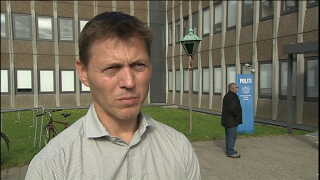 Bjarke Dalsgaard Madsen fra Københavns Politi leder efterforskningen af bortførslen af Vladimir Valiants søn.
