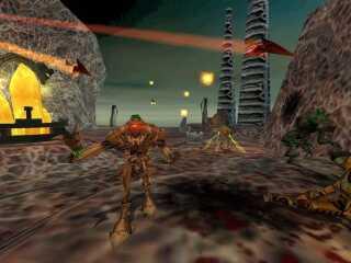 Selvom grafikken måske ikke står mål med nutidens standard, så var monstrene stadig gruopvækkende i 1998.